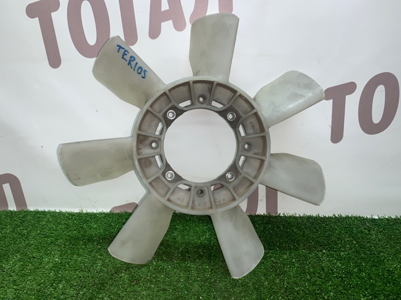 Крыльчатка вентилятора Daihatsu Terios J100G HC-EJ 1997 (б/у)
