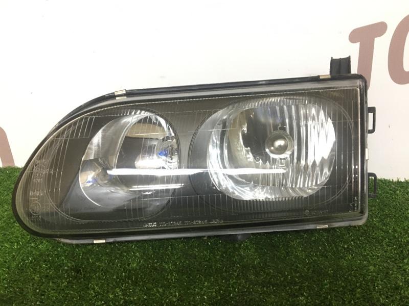 Фара Mitsubishi Delica PE08W 6G72 левая (б/у)