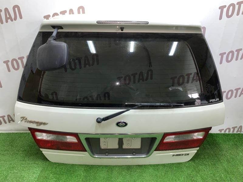 Дверь 5-я Nissan Presage VNU30 YD25DDTI 1998 (б/у)