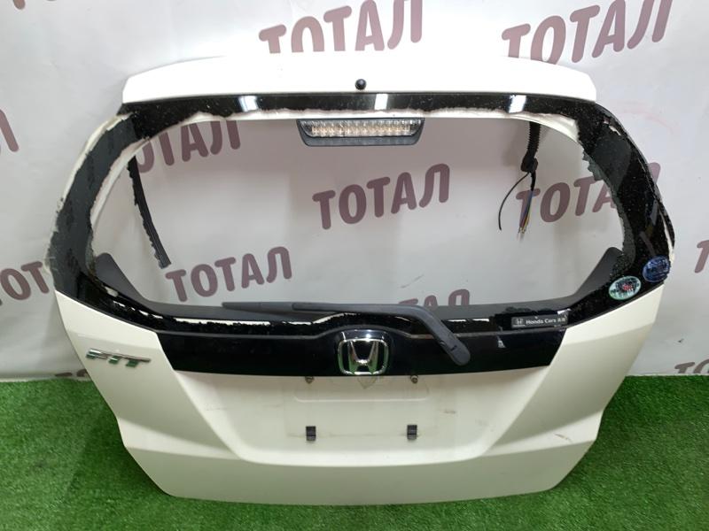 Дверь 5-я Honda Fit GE6 L13A 2008 (б/у)
