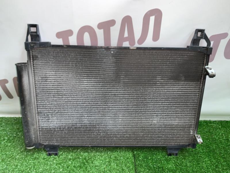 Радиатор кондиционера Toyota Vitz NCP95 2NZFE 2006 (б/у)