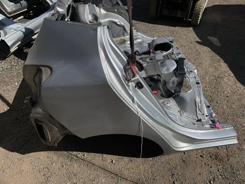 Крыло Toyota Vitz NCP95 2NZFE 2006 заднее правое (б/у)