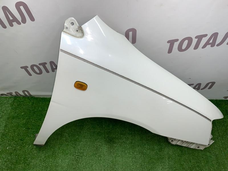 Крыло Toyota Gaia SXM15 3SFE 2002 переднее правое (б/у)