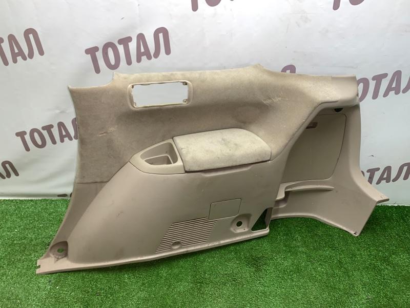 Обшивка багажника Toyota Gaia SXM15 3SFE 2002 правая (б/у)