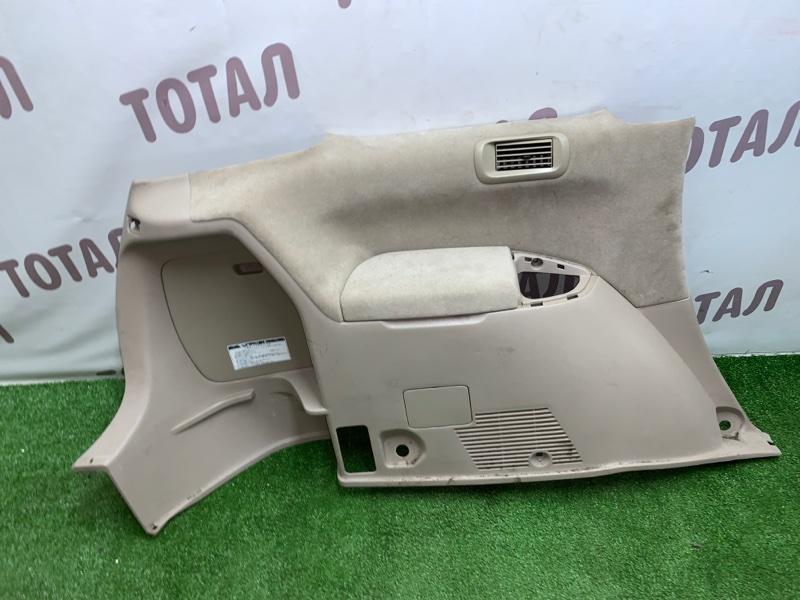 Обшивка багажника Toyota Gaia SXM15 3SFE 2002 левая (б/у)