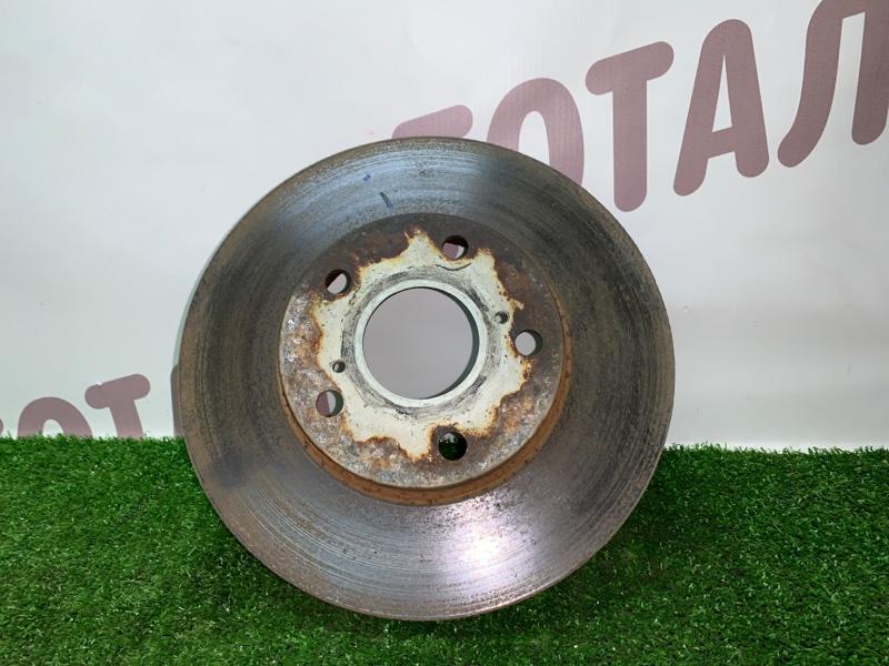Тормозной диск Toyota Gaia SXM15 3SFE 2002 передний левый (б/у)