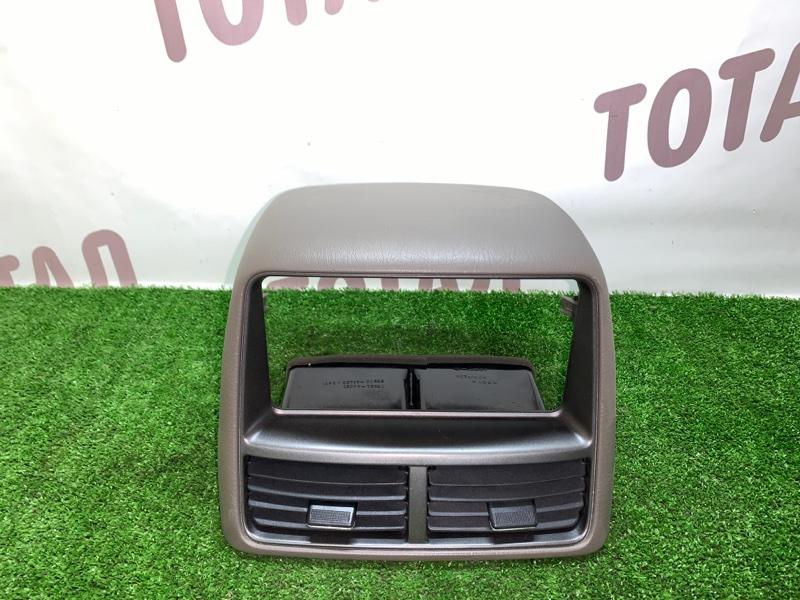 Консоль магнитофона Toyota Gaia SXM15 3SFE 2002 (б/у)
