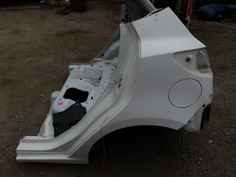 Крыло Mazda Demio DE3AS ZJVE 2008 заднее левое (б/у)