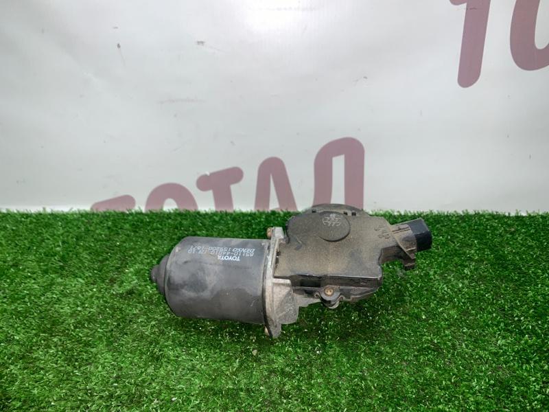 Мотор дворников Toyota Gaia SXM15 3SFE 2002 (б/у)