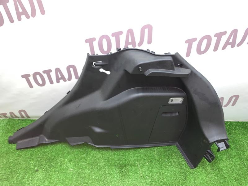 Обшивка багажника Mazda Demio DE3AS ZJVE 2008 правая (б/у)