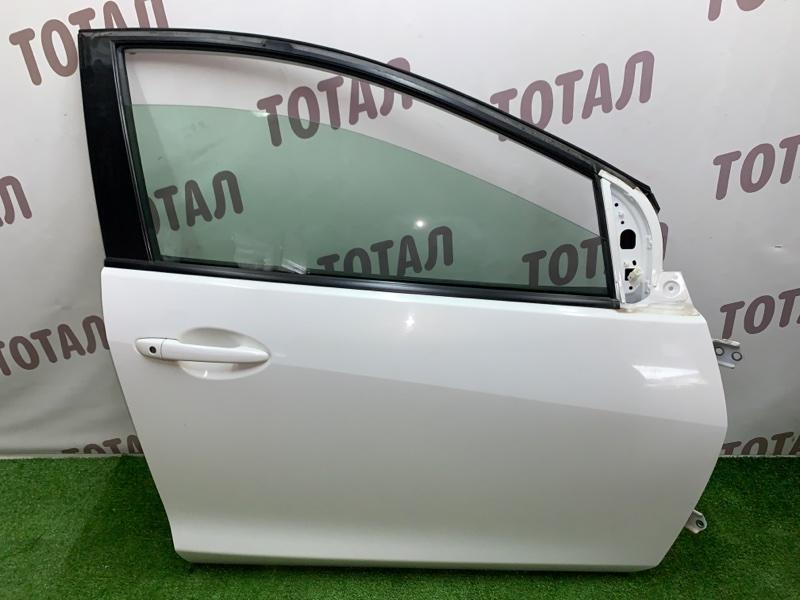 Дверь Mazda Demio DE3AS ZJVE 2008 передняя правая (б/у)