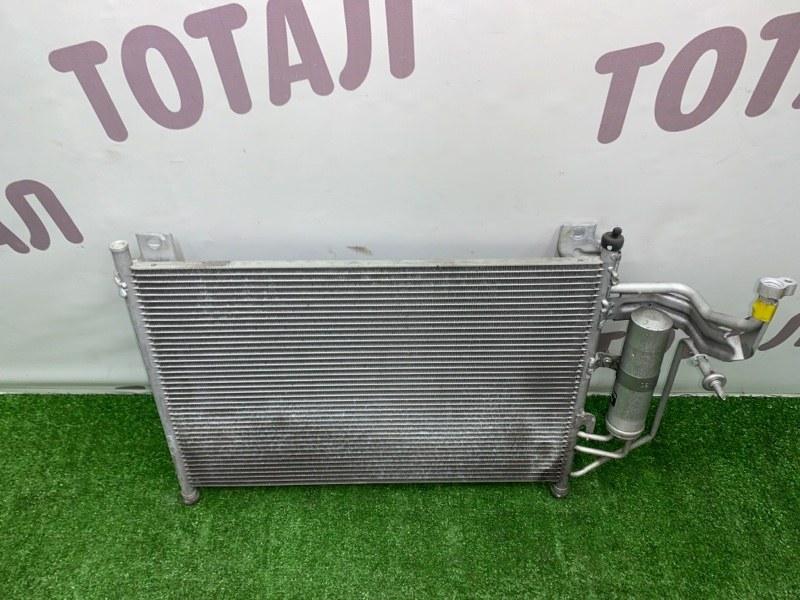 Радиатор кондиционера Mazda Demio DE3AS ZJVE 2008 (б/у)