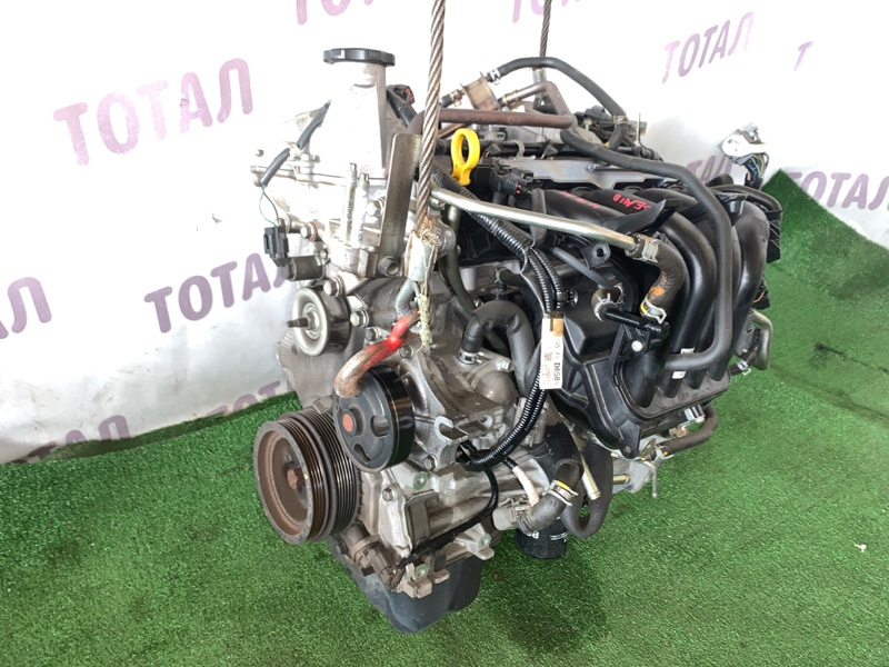 Двигатель Mazda Demio DE3AS ZJVE 2008 (б/у)