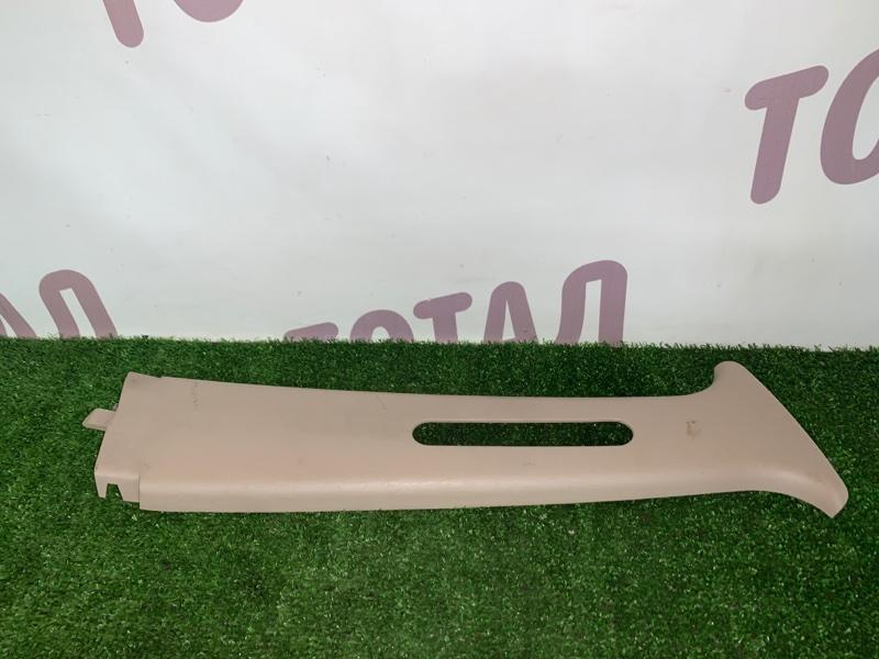 Накладка на стойку кузова Toyota Gaia SXM15 3SFE 2002 задняя правая (б/у)