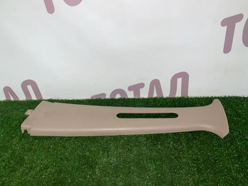 Накладка на стойку кузова Toyota Gaia SXM15 3SFE 2002 задняя левая (б/у)