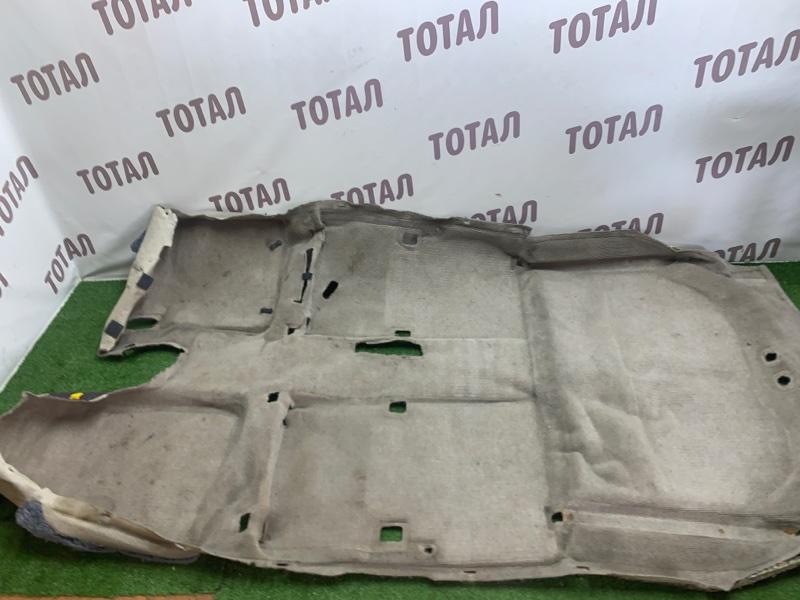 Обшивка пола Toyota Gaia SXM15 3SFE 2002 (б/у)