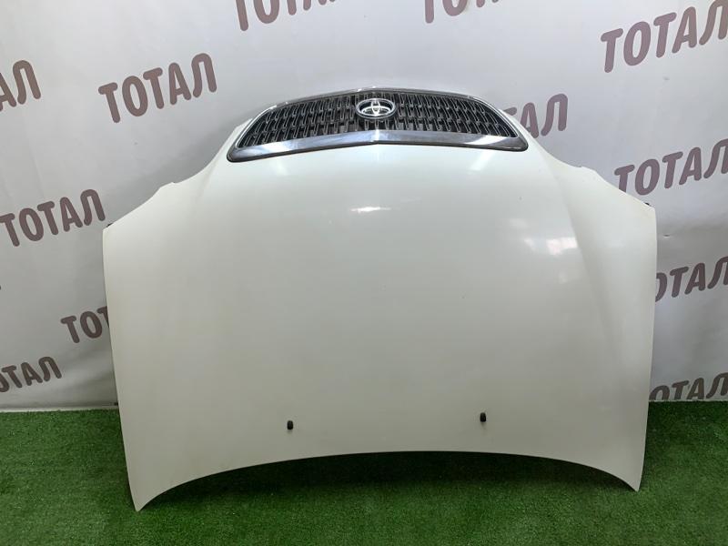 Капот Toyota Gaia SXM15 3SFE 2002 (б/у)
