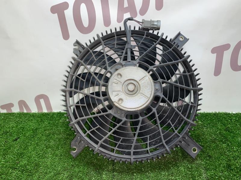 Вентилятор радиатора кондиционера Mazda Proceed Levante TJ32W RF 1998 (б/у)