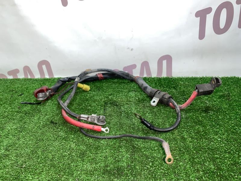 Электропроводка Mazda Proceed Levante TJ32W RF 1998 (б/у)