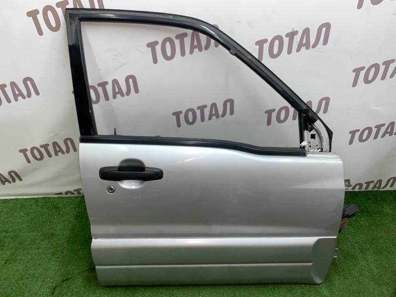 Дверь Mazda Proceed Levante TJ32W RF 1998 передняя правая (б/у)