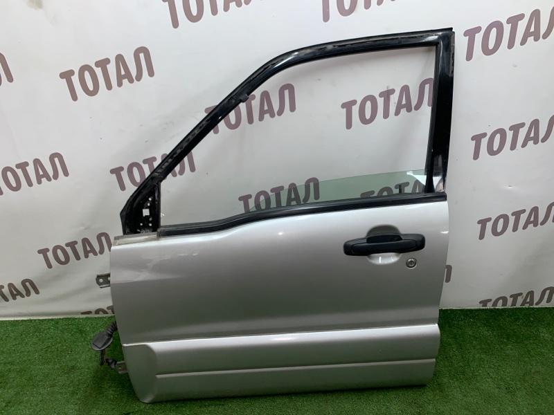 Дверь Mazda Proceed Levante TJ32W RF 1998 передняя левая (б/у)