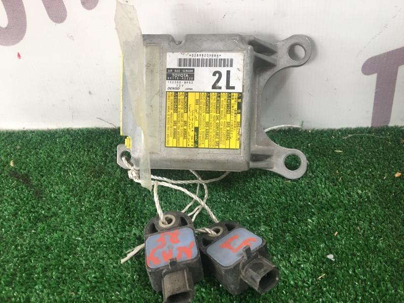 Блок управления airbag Toyota Rav4 ACA31 2AZFE (б/у)