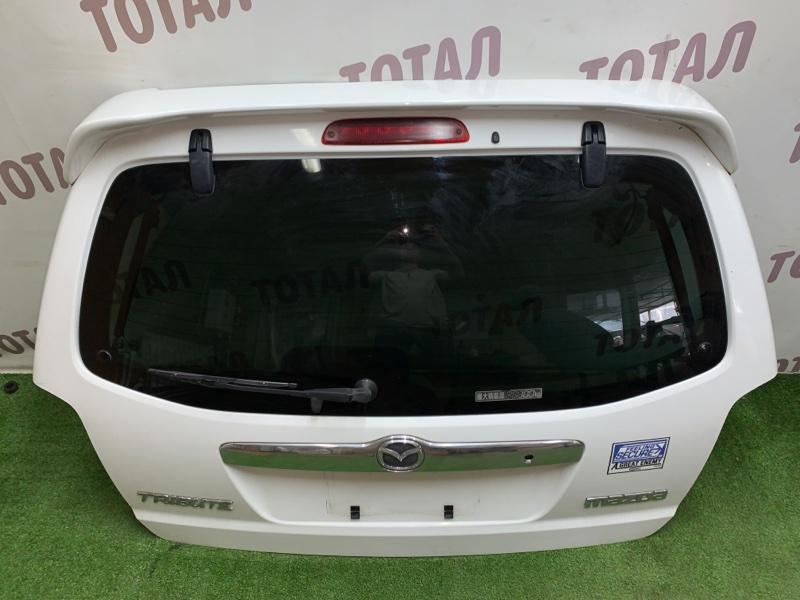 Дверь 5-я Mazda Tribute EPEW YF (б/у)