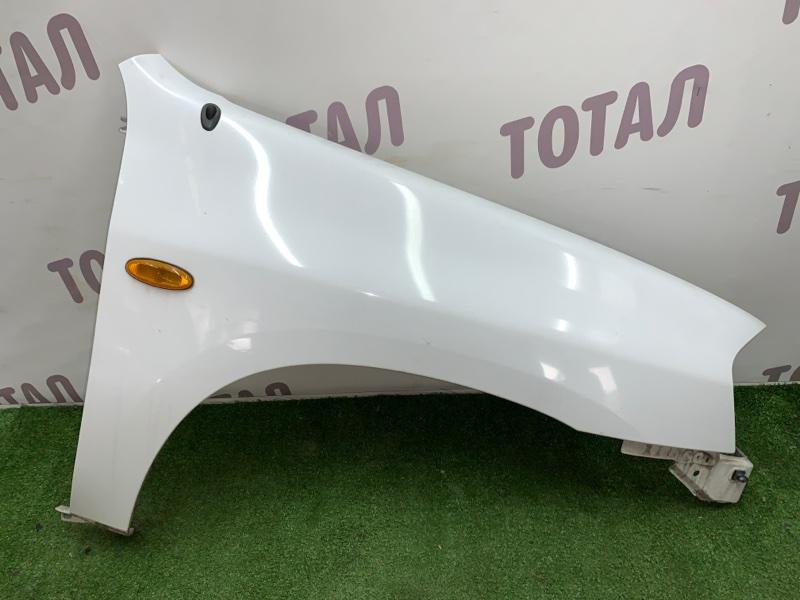 Крыло Mazda Tribute EPEW YF переднее правое (б/у)