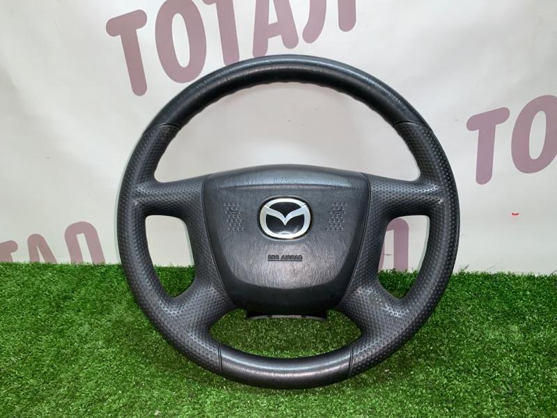 Аирбэг на руль Mazda Tribute EPEW YF 2000 (б/у)