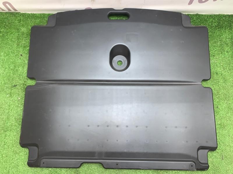 Обшивка багажника Mazda Tribute EPEW YF 2000 нижняя (б/у)