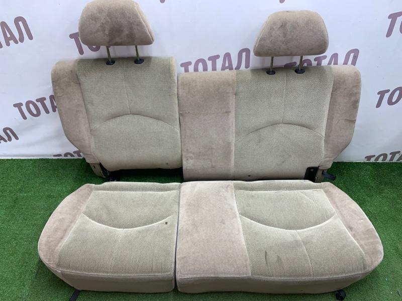 Сиденье Mazda Tribute EPEW YF 2000 заднее (б/у)