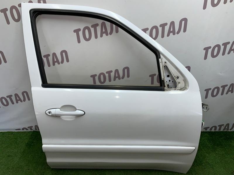 Дверь Mazda Tribute EPEW YF 2000 передняя правая (б/у)