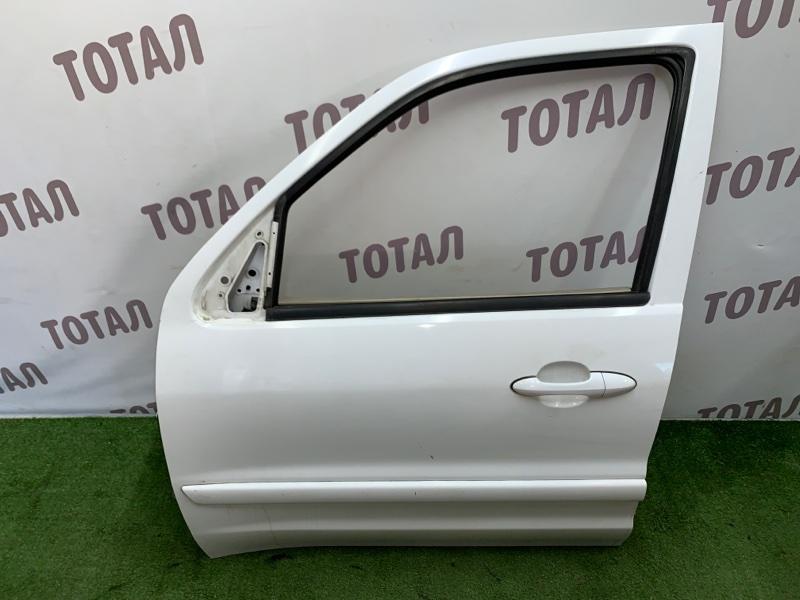 Дверь Mazda Tribute EPEW YF 2000 передняя левая (б/у)