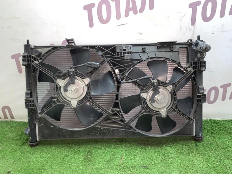 Радиатор двс Mitsubishi Outlander CW6W 6B31 2008 (б/у)