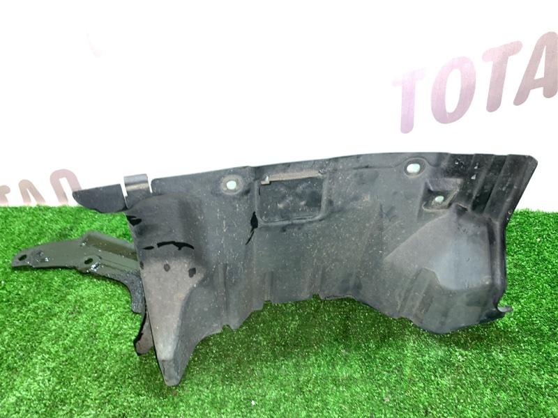 Защита двигателя Mitsubishi Outlander CW6W 6B31 2008 правая (б/у)
