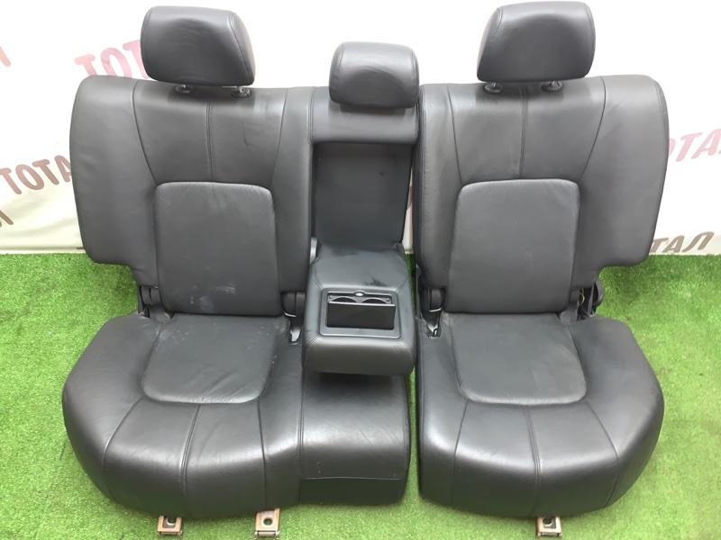 Сиденье Nissan Murano PNZ51 VQ35DE 2009 заднее (б/у)