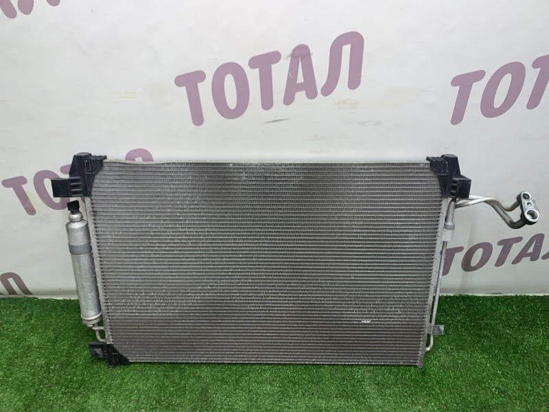 Радиатор кондиционера Nissan Murano PNZ51 VQ35DE 2009 (б/у)