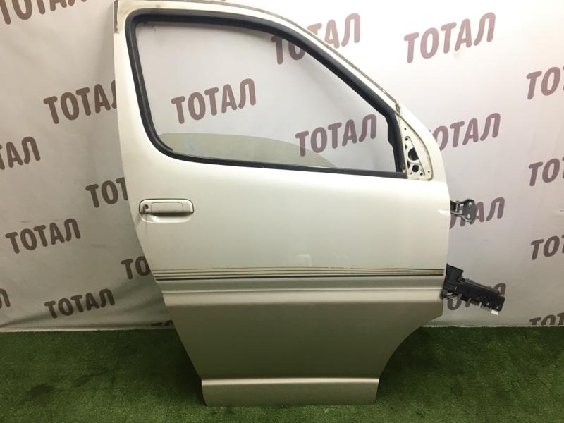 Дверь Toyota Grand Hiace VCH16 5VZFE 2000 передняя правая (б/у)