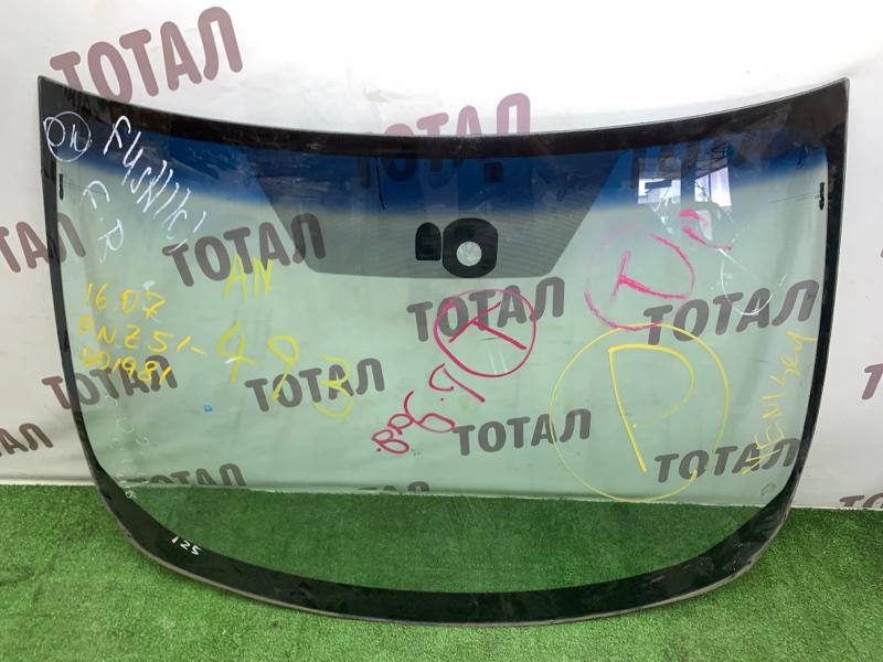 Лобовое стекло Nissan Murano PNZ51 VQ35DE 2009 (б/у)