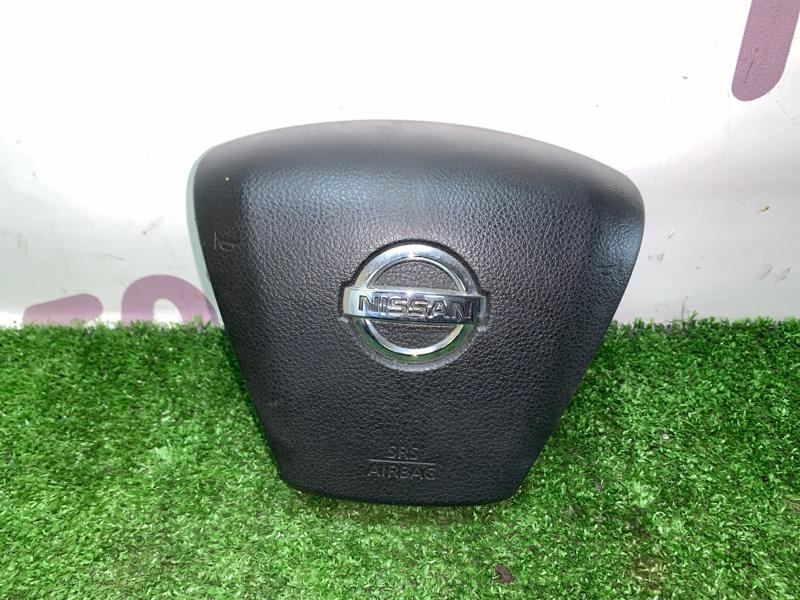 Аирбэг на руль Nissan Murano PNZ51 VQ35DE 2009 (б/у)