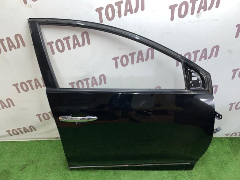 Дверь Nissan Murano PNZ51 VQ35DE 2009 передняя правая (б/у)
