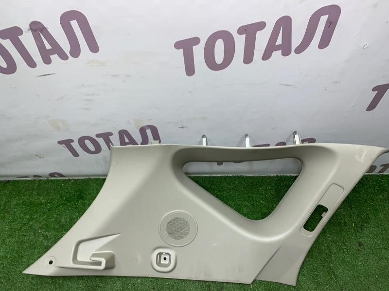 Обшивка багажника Nissan Murano PNZ51 VQ35DE 2009 задняя левая верхняя (б/у)