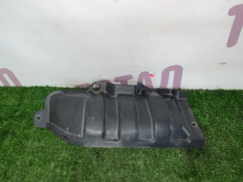 Защита двигателя Nissan Murano PNZ51 VQ35DE 2009 левая (б/у)