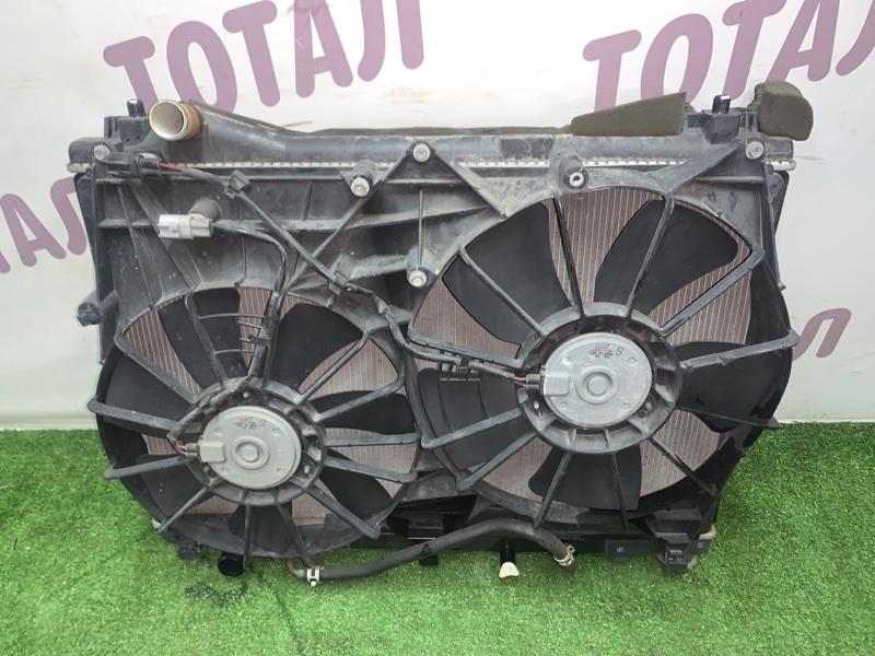 Радиатор двс Suzuki Escudo TDA4W J24B 2008 (б/у)