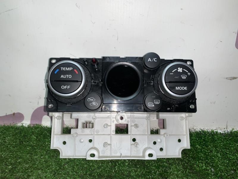 Блок управления климат-контролем Suzuki Escudo TDA4W J24B 2008 (б/у)