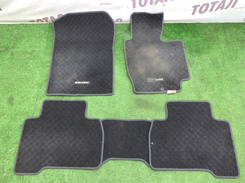 Коврики комплект Suzuki Escudo TDA4W J24B 2008 (б/у)