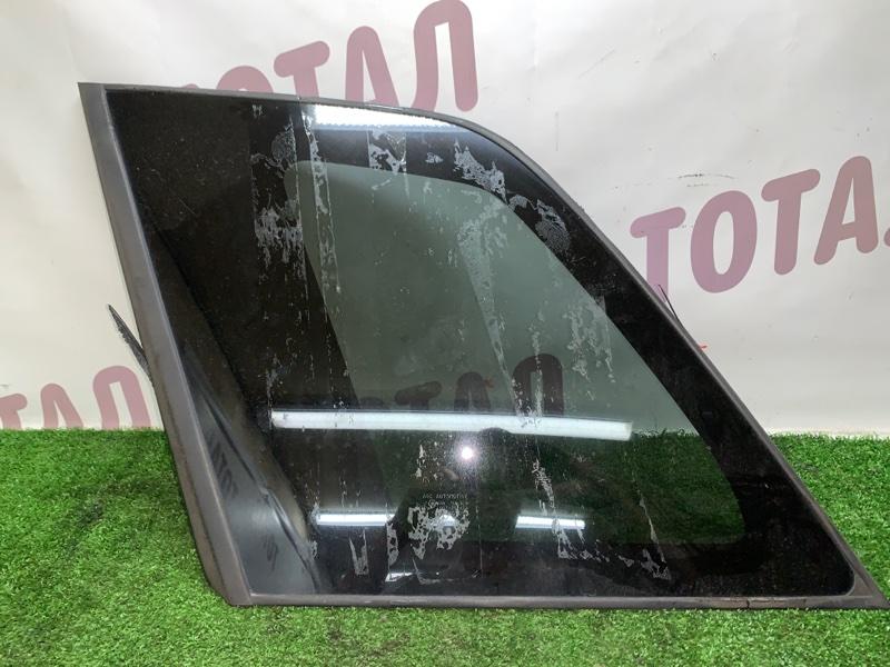 Стекло собачника Suzuki Escudo TDA4W J24B 2008 заднее левое (б/у)