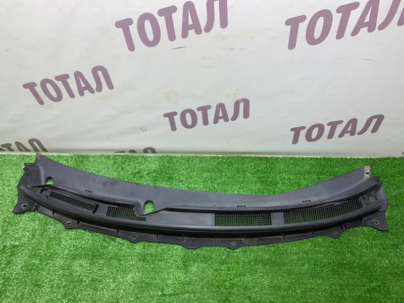 Решетка под лобовое стекло Nissan X-Trail TNT31 QR25DE 2008 (б/у)