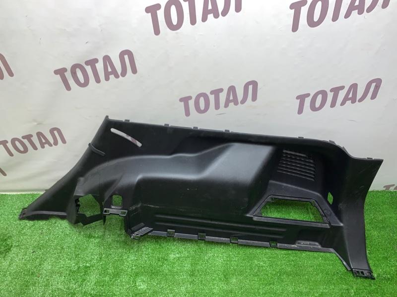 Обшивка багажника Nissan X-Trail TNT31 QR25DE 2008 задняя правая (б/у)