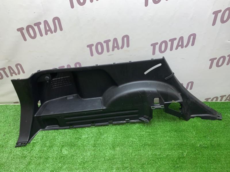 Обшивка багажника Nissan X-Trail TNT31 QR25DE 2008 задняя левая (б/у)